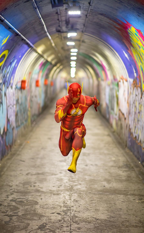 Mr. NYC Subway - Flashman