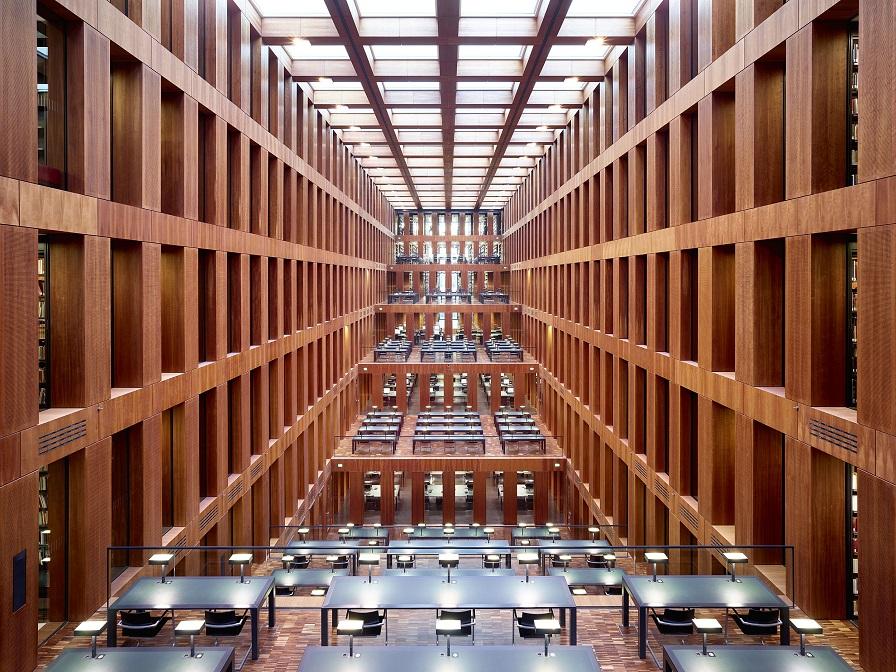 DANIEL ZIELSKE - Grimm Zentrum, Berlin